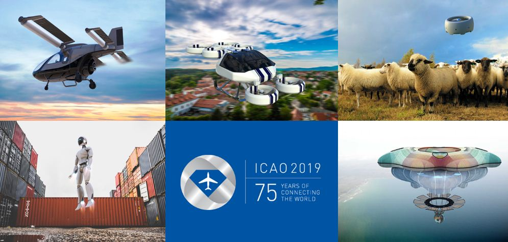 ICAO Innovation 'Concepts' Competition 2019 (US$2,000 prize)