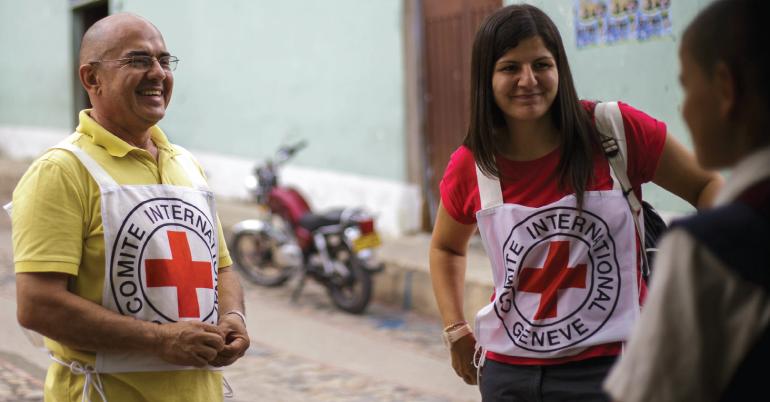 International Committee of the Red Cross (ICRC) Traineeship 2019 – Geneva, Switzerland