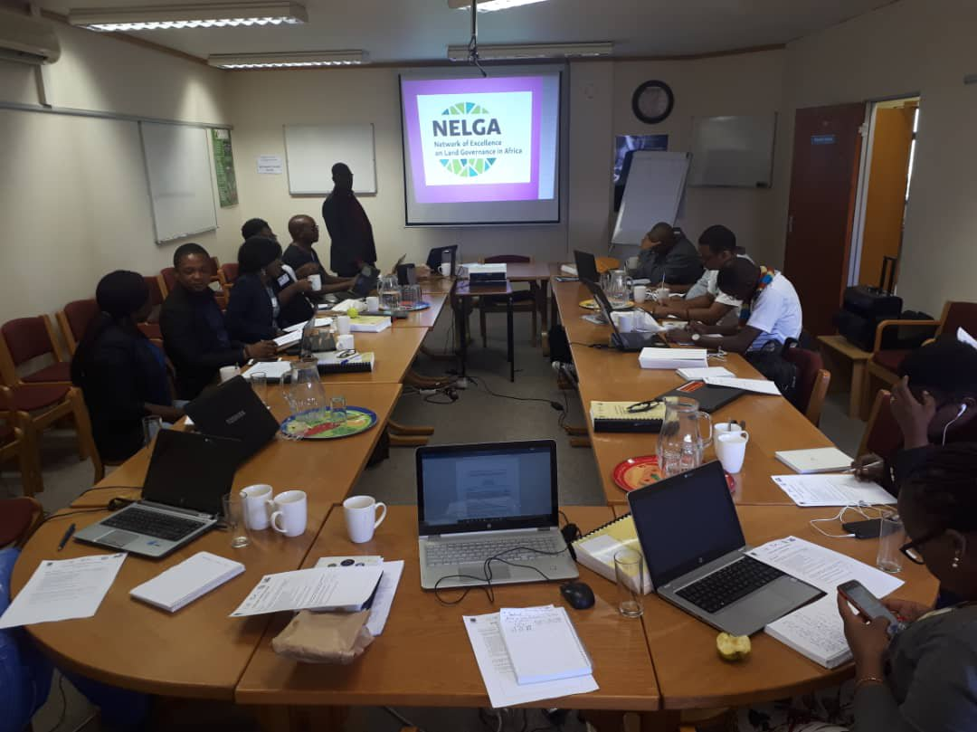 NELGA Course on the Political Economy of Land Governance in Africa 2019 (Funding available)