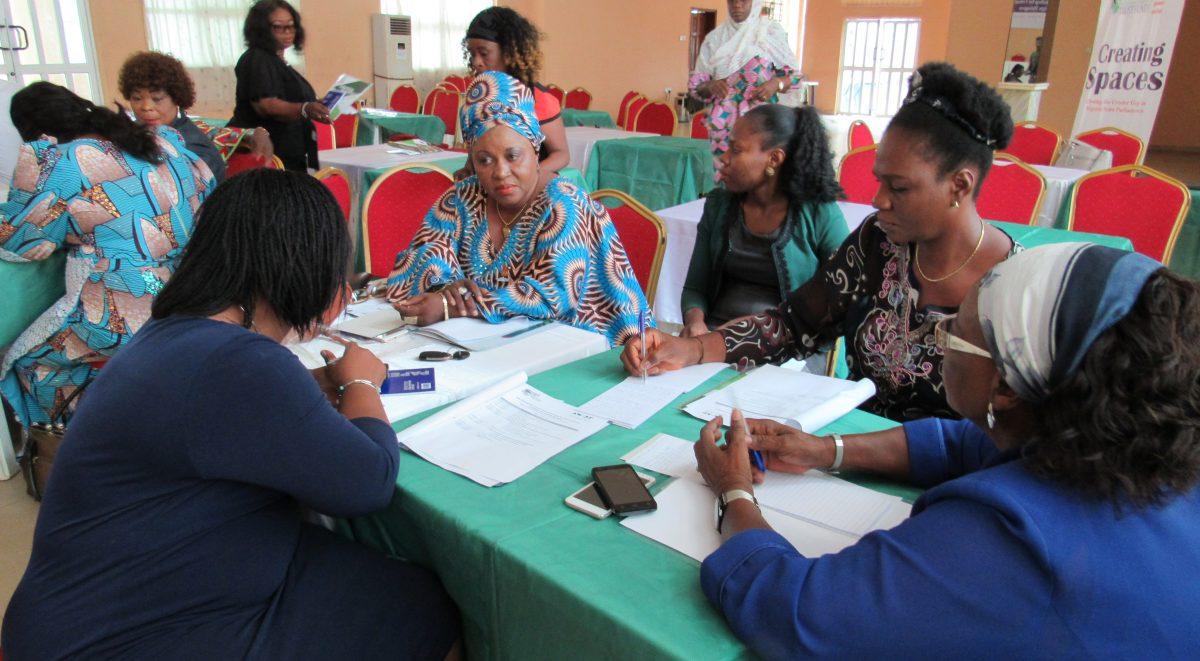 NWTF/SDN Young Women Ambassador/Mentorship Programme 2019