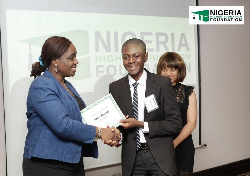 Nigeria Higher Education Foundation (NHEF) Scholars Programme 2019
