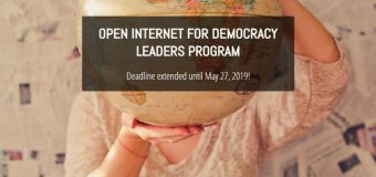 Open Internet for Democracy Leaders Program 2019 (Fully-funded to Berlin, Germany)