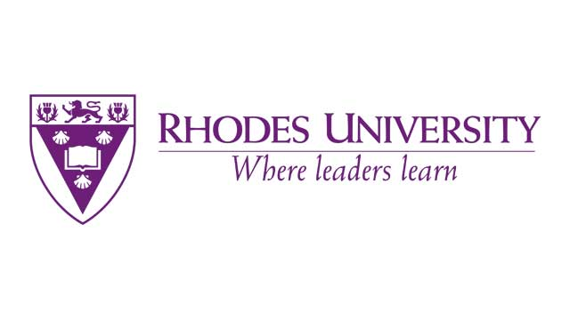 Rhodes University Postdoctoral Research Fellowships 2020