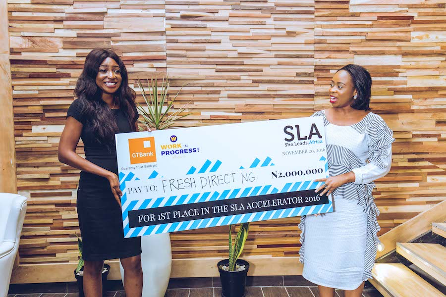 She Leads Africa (SLA) Accelerator Program 2019 for Nigerian Female Entrepreneurs (N2 million in funding)