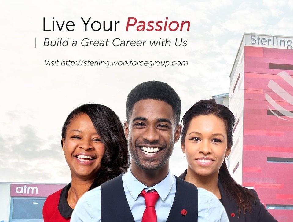 Sterling Summer Associate Internship Program 2019 for Nigerians