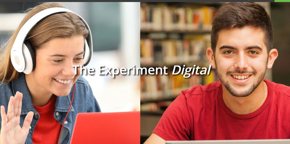 The Experiment Digital Programme 2019 for Young Leaders (Fully-funded)