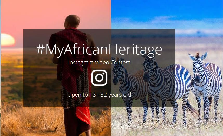 UNESCO #MyAfricanHeritage Instagram Video Contest 2019 (Win Fully-funded trips + Internship)
