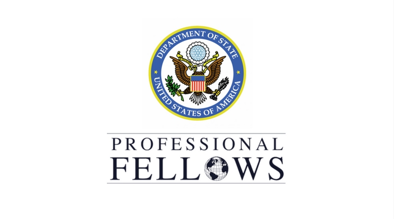 U.S. Department of States Professional Fellows for Governance and Society – Spring 2020 (Fully-funded to the US)