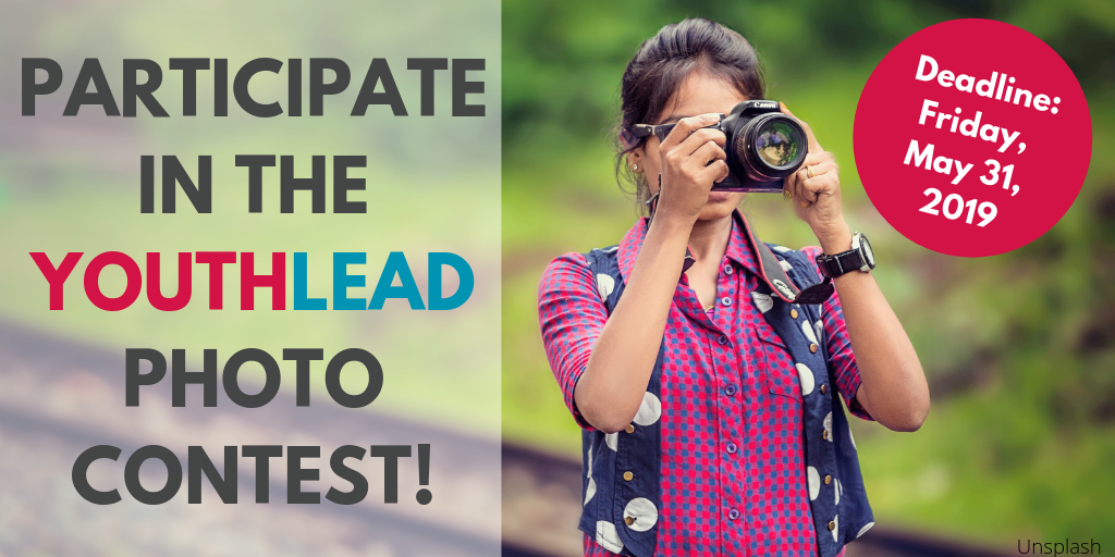 USAID YouthLead Photo Contest 2019 for Changemakers in LMICs