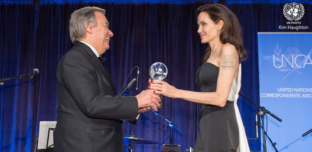 UNCA Awards 2021 for Best Journalistic Coverage of the UN and UN Agencies
