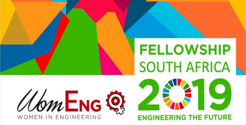 Women in Engineering (WomEng) Fellowship South Africa 2019