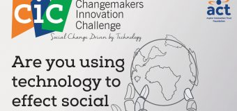 ACT Foundation Changemakers Innovation Challenge 2019 for nonprofits and social enterprises in Africa