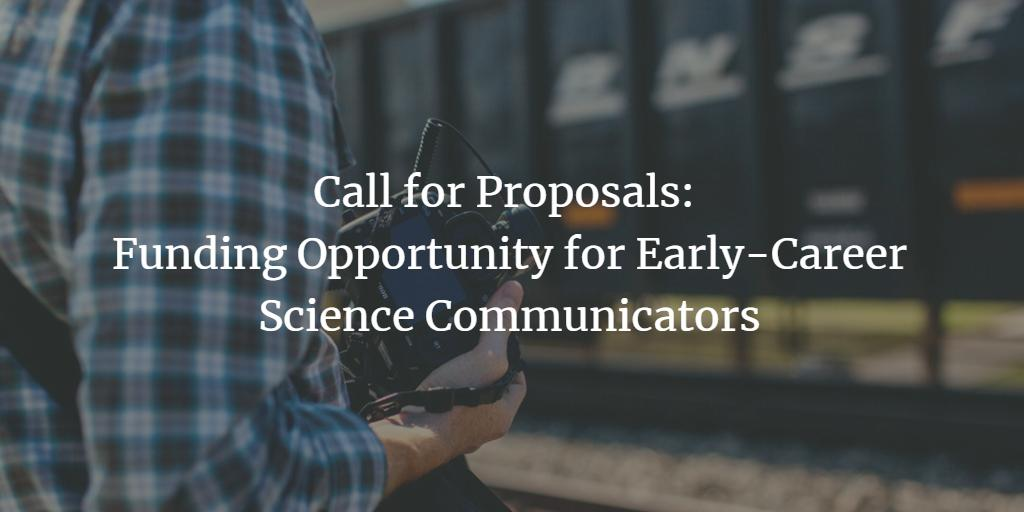 APN Funding Opportunity 2019 for Early-Career Science Communicators in Asia-Pacific region