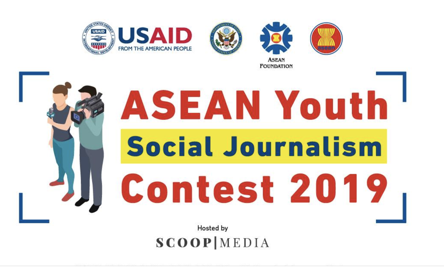 ASEAN Youth Social Journalism Contest 2019 (Fully-funded to the workshop in Brunei Darussalam)