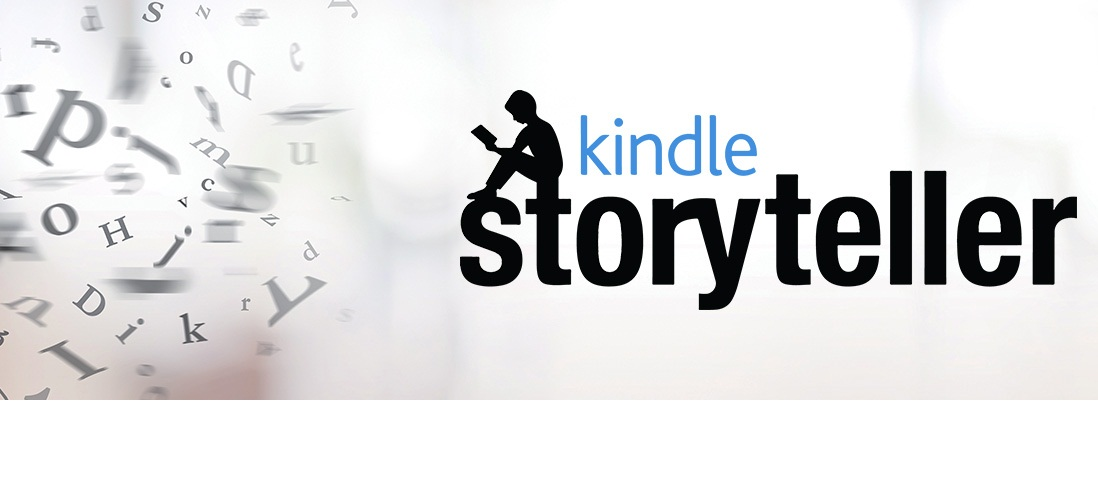 Amazon Kindle Storyteller Award 2019 (Cash prize of £20,000)
