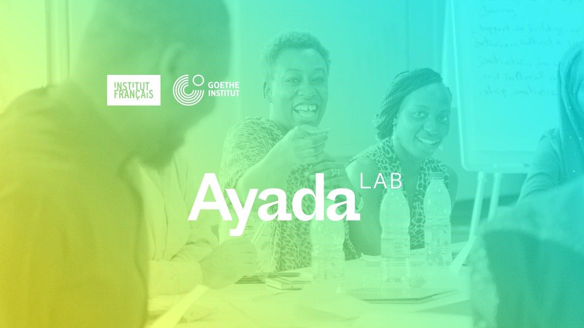 Ayada Lab Franco-German Incubation Program for West Africa 2019