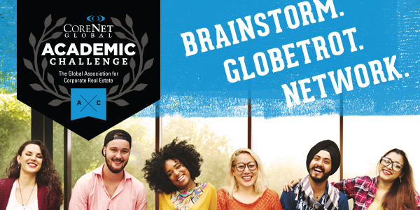 CoreNet Global Academic Challenge 2019 (Travel the world with an all-expense paid trip)