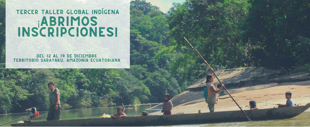 Dejusticia Global Indigenous Workshop 2019 (Fully-funded)