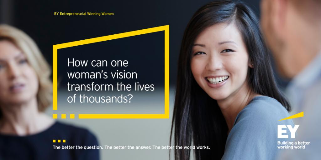 EY Entrepreneurial Winning Women MENA Program 2019