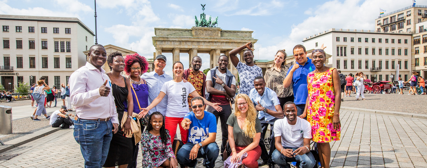 Enpact Female Tech Business in Africa Programme 2019 (Fully-funded to Berlin plus up to €15,000funding)