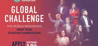 Hello Tomorrow Global Challenge 2019 for Deeptech Entrepreneurs Worldwide (€100K Grand Prize and more)