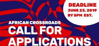 Apply to attend Hivos African Crossroads 2019: Sense the City – Mombasa, Kenya