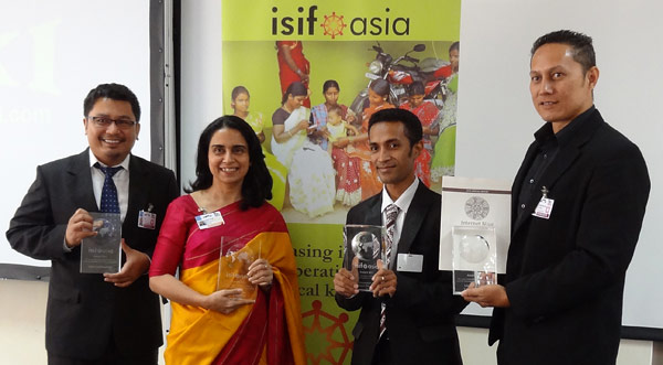 ISIF Asia Internet for Development Award 2019 (Win USD $3,500 cash prize plus a travel grant to IGF in Berlin)