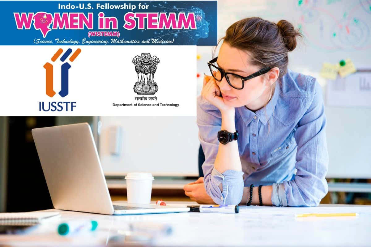 Indo-U.S. Internship and Fellowship 2019 for Women in STEMM (Funding available)