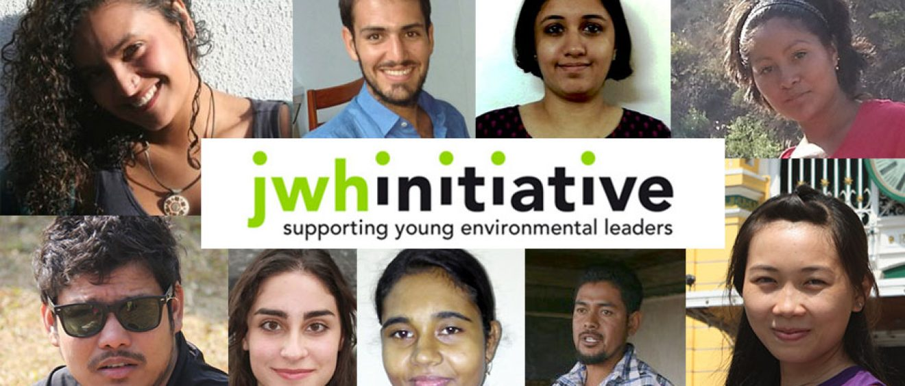 JWH Initiative Grants 2019 for Young Environmental Leaders (Up to 50,000 Euro)