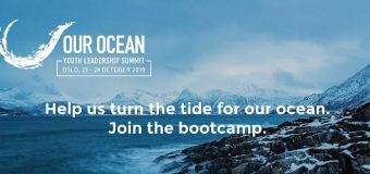 Our Ocean Youth Leadership Summit 2019 for Sustainability Champions (Scholarship available)