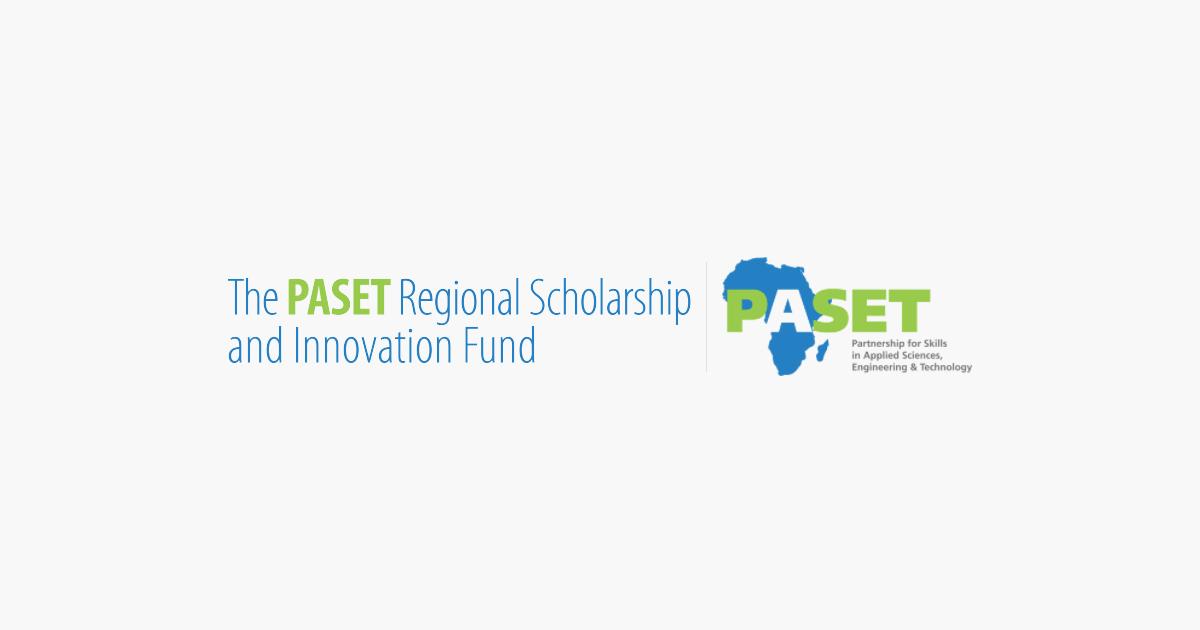 PASET-RSIF PhD Scholarship Programme 2019