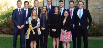Rhodes Scholarships 2020 for Postgraduate Study at University of Oxford (fully-funded)