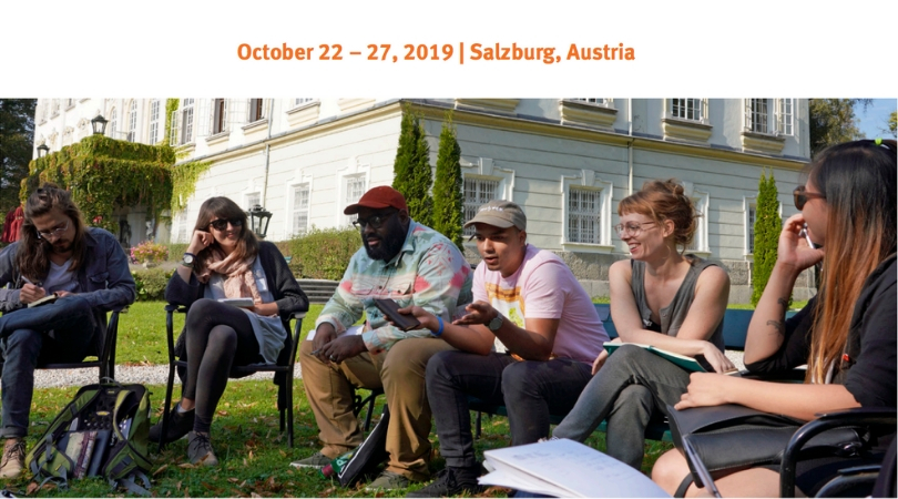 Salzburg Global Forum for Young Cultural Innovators in the US 2019 (Fully-funded)