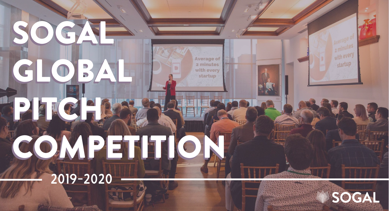 SoGal Global Pitch Competition & Startup Bootcamp 2019 for Diverse Entrepreneurs (Win a trip to Silicon Valley)
