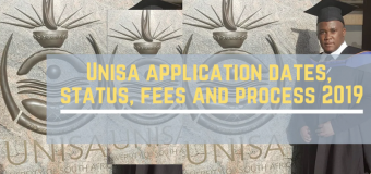 UNISA registration 2019: dates and requirements