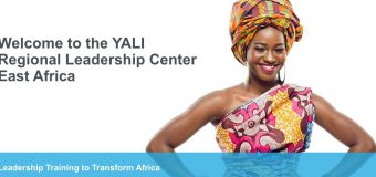 YALI Regional Leadership Center East Africa Program 2019: Cohorts 35, 36 & 37 (Fully-funded)