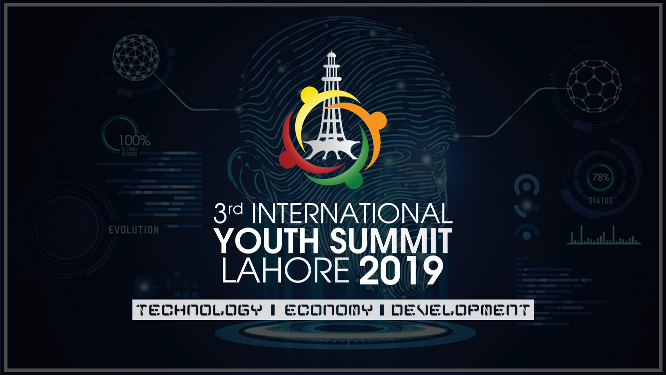 Apply to attend the 3rd International Youth Summit Lahore 2019 – Lahore, Pakistan