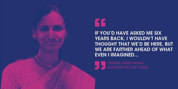 Acumen Fellowship Program 2020 for Emerging Leaders