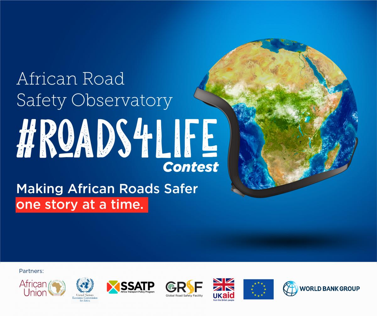 African Road Safety Observatory's #Roads4Life Storytelling Contest 2019