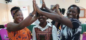 Akina Mama wa Afrika (AMwA) Young Women in Leadership and Mentorship Programme 2019
