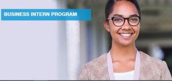 Boeing International Business Internship Program 2020