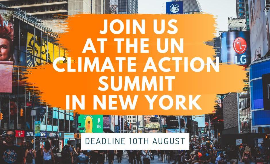 Climate Tracker Reporting Fellowship 2019 – Win a spot to attend/cover the UN Climate Action Summit in New York!