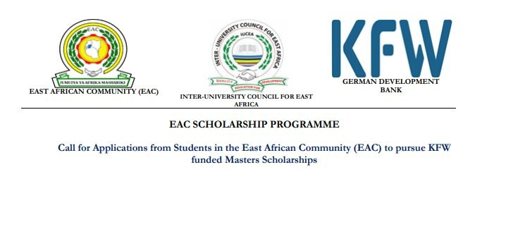 East African Community (EAC) Scholarship Programme 2019 for Masters Studies