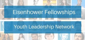 Eisenhower Fellowships Youth Leadership Network 2020
