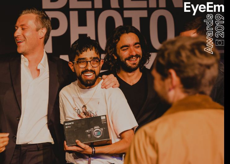 EyeEm Awards 2019 for Emerging Photography Talents (Win a trip to the Berlin Photo Week)