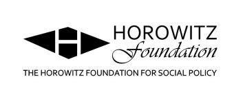 Horowitz Foundation for Social Policy Grant Program 2019 for Emerging Scholars (Up to $7,500)