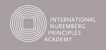 International Nuremberg Principles Academy Internship Program 2019