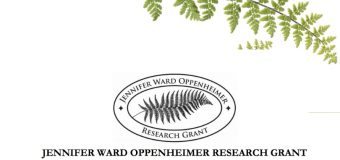 Jennifer Ward Oppenheimer Research Grant 2019 for African Scientists ($150,000 grant)