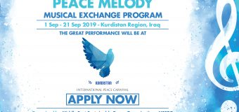 MESPO Peace Melody Exchange Program 2019 for Young Musicians and Singers worldwide (Fully-funded)