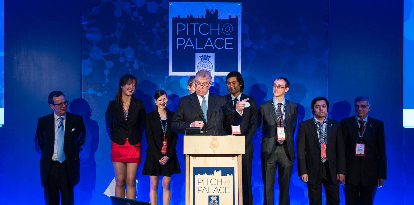 Pitch@Palace Global Program for Entrepreneurs 2019